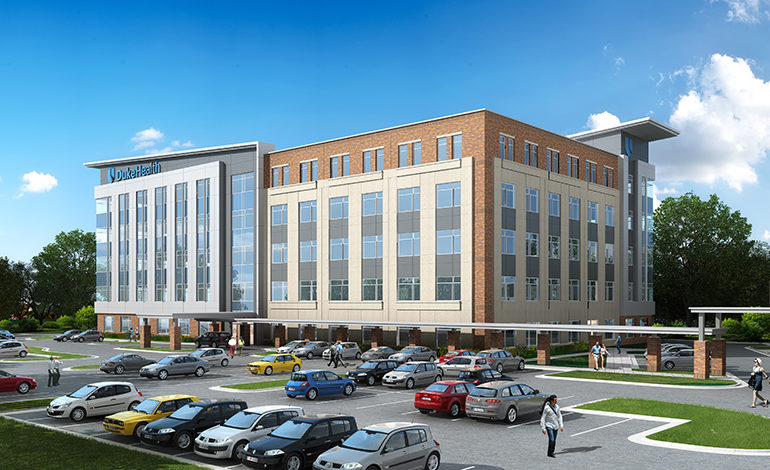 Duke Health Mirage Medical Office Building Mcadams