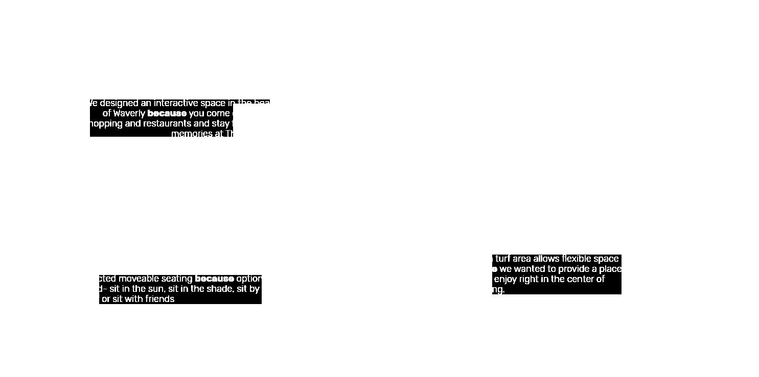 Informational Overlay